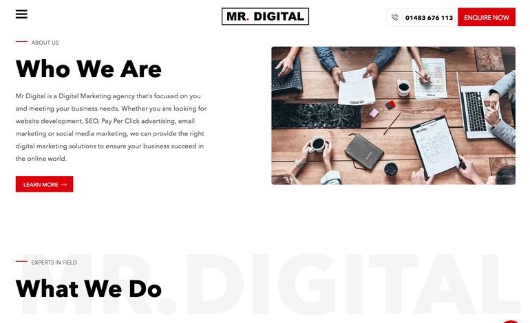 MR Digital Marketing