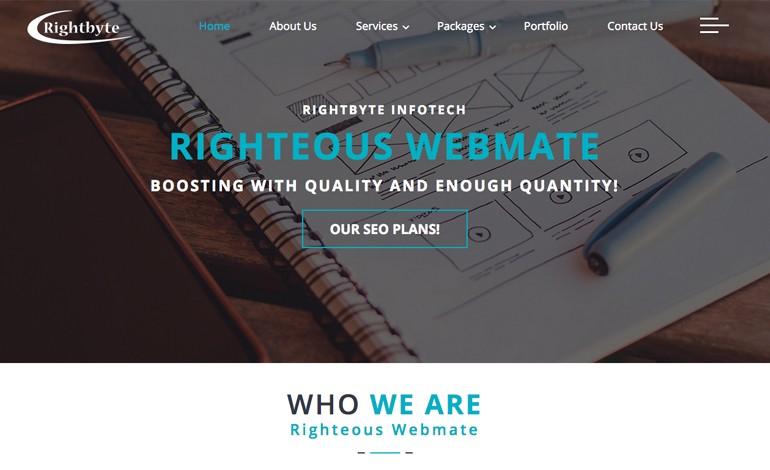 Rightbyte Infotech