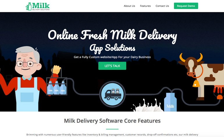 Milk Delivery Solutions