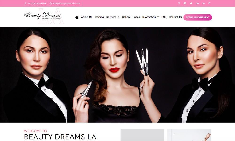 Beauty Dreams LA