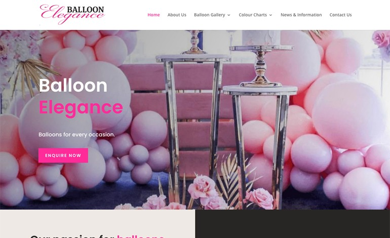 Balloon Elegance