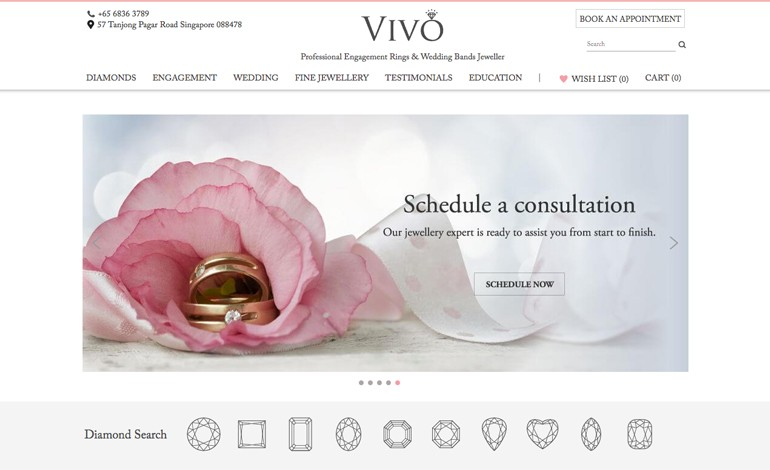 Vivo Diamonds