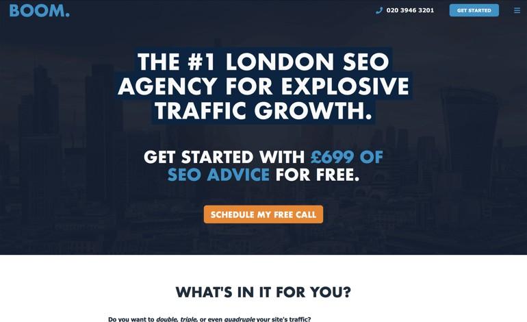 BOOM Marketing Agency