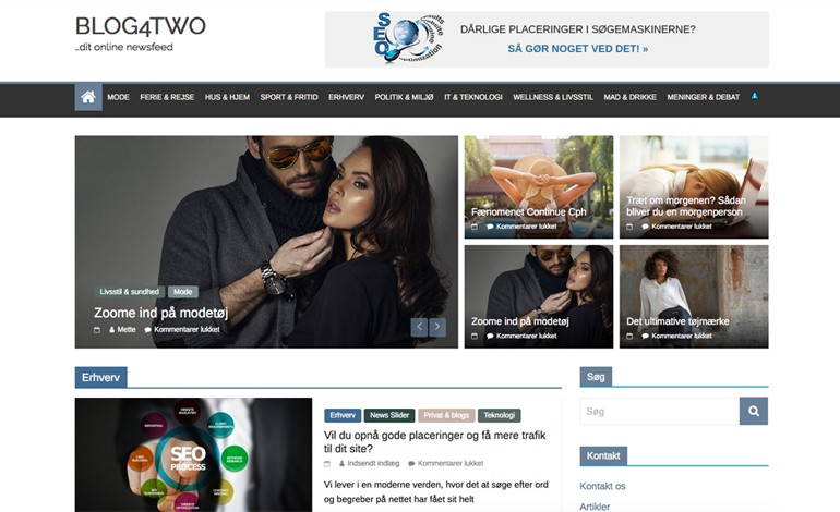 Blog4two online News