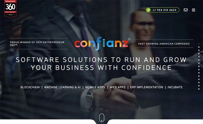 Confianz Global Inc