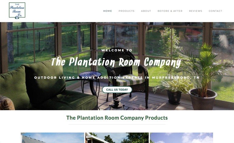 The Plantation Room Company