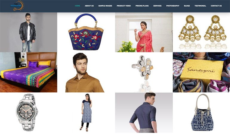 Ecommerce Photography India