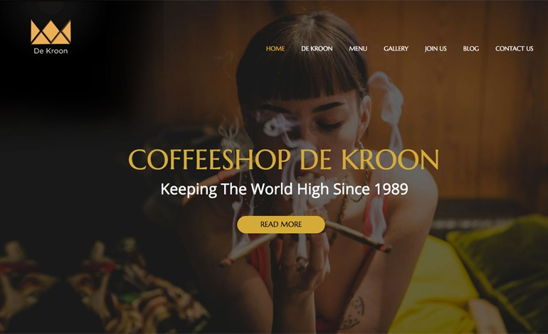 CoffeeShopDeKroon