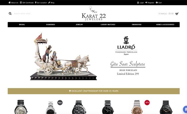 Karat 22 Jewelers