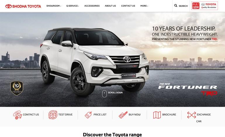 Shodha Toyota
