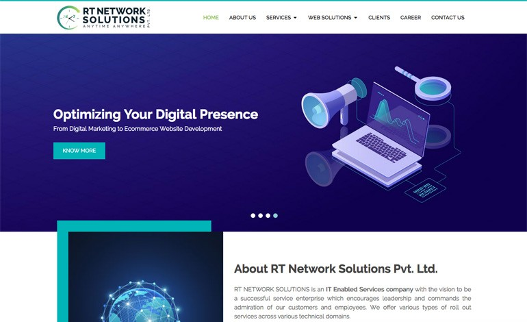 R T Network Solutions