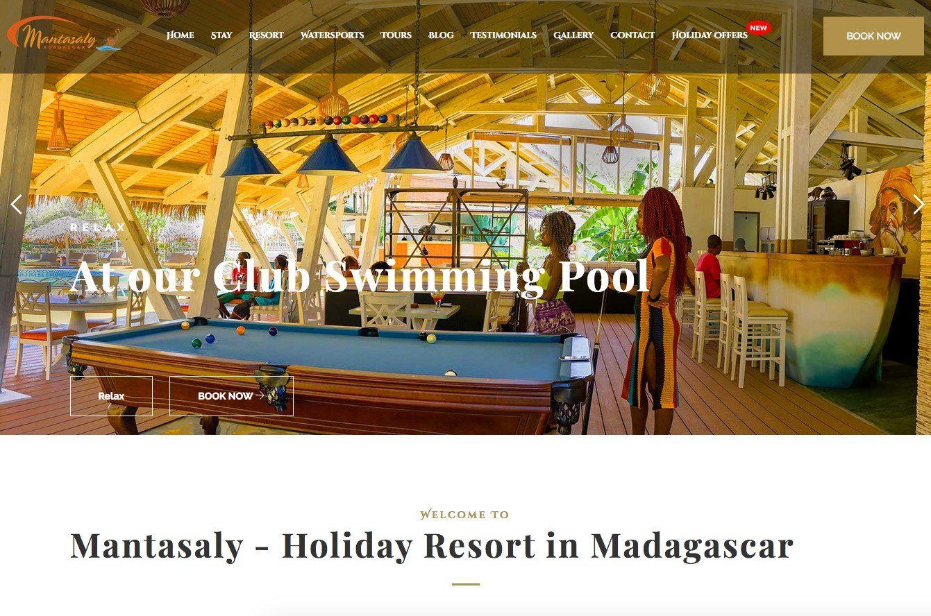Mantasaly Resort