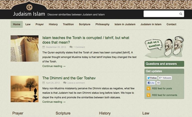 Judaism Islam