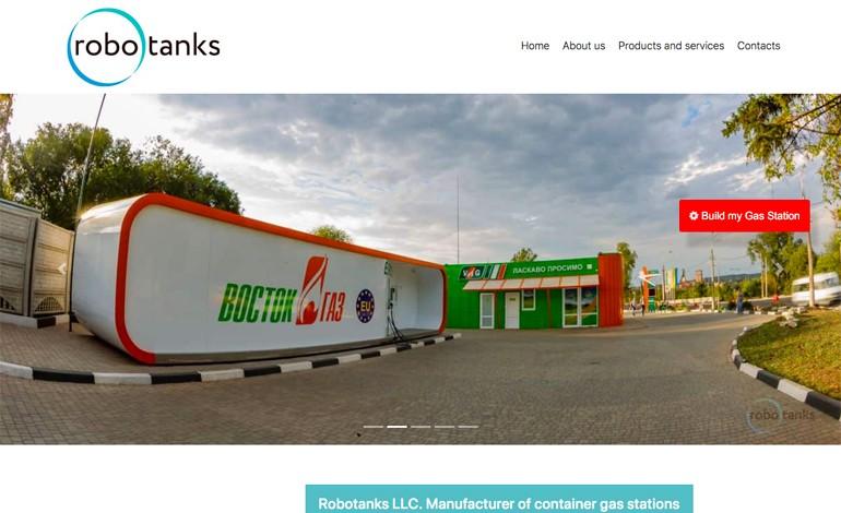 Robotanks official website