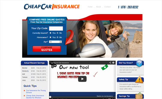 Auto Insurance Rates and Quotes