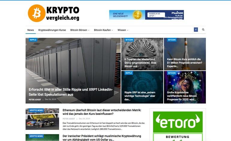 Kryptovergleich