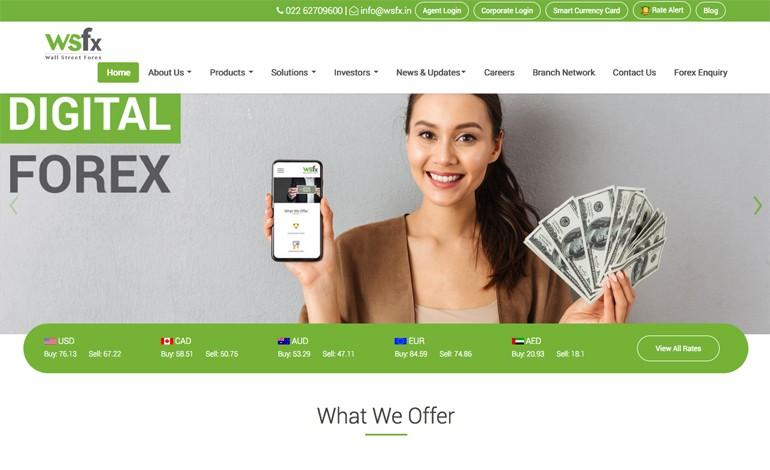 Wall Street Finance Limited