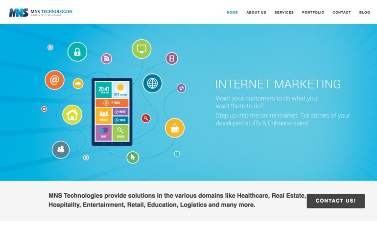 MNS Technoweb Pvt Ltd