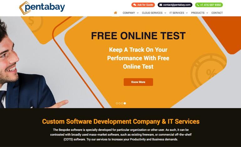 Pentabay Software