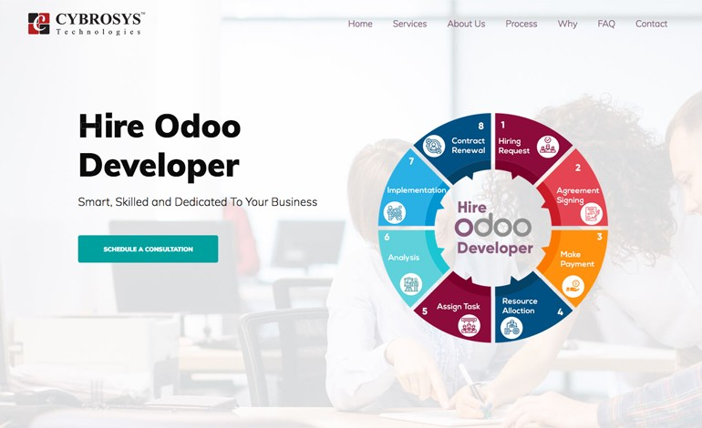 Hire Odoo Developers
