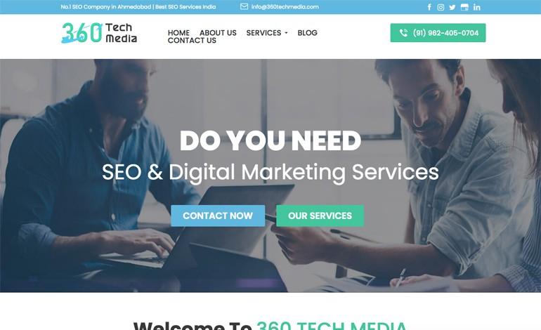 360 Tech Media