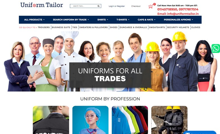 Uniformtailor