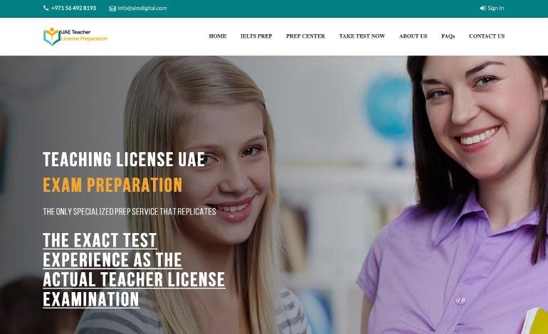 UAE Teacher License Preparation