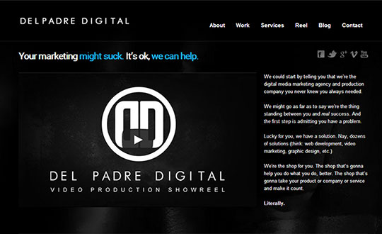 Del Padre Digital Production Company
