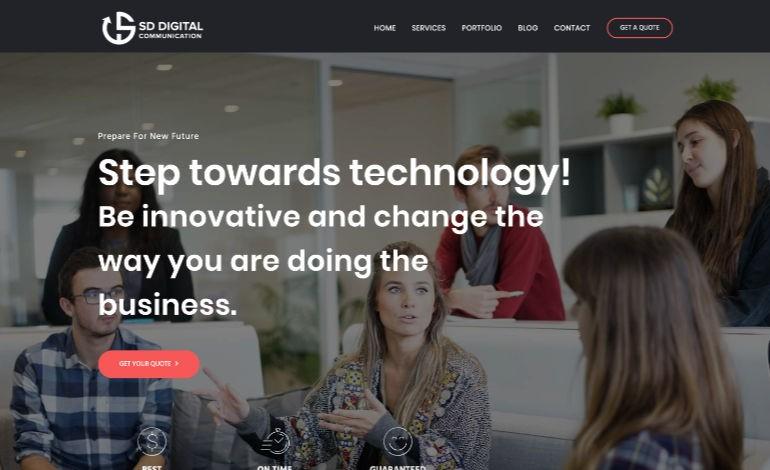 SD Digital Communication