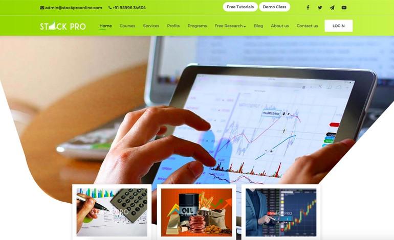 Stock Pro