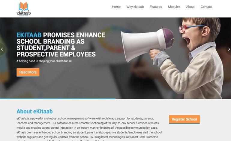 eKitaab School Management Software