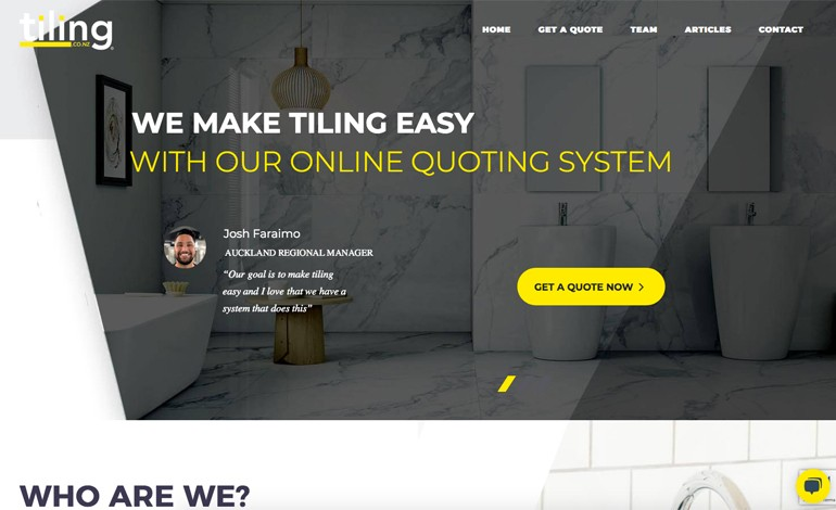 Tiling co nz