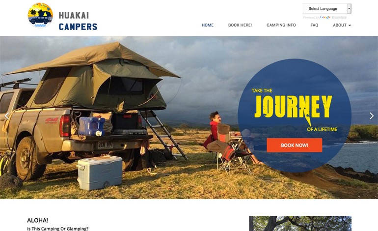 Huakai Campers