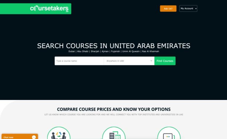 Coursetakers UAE