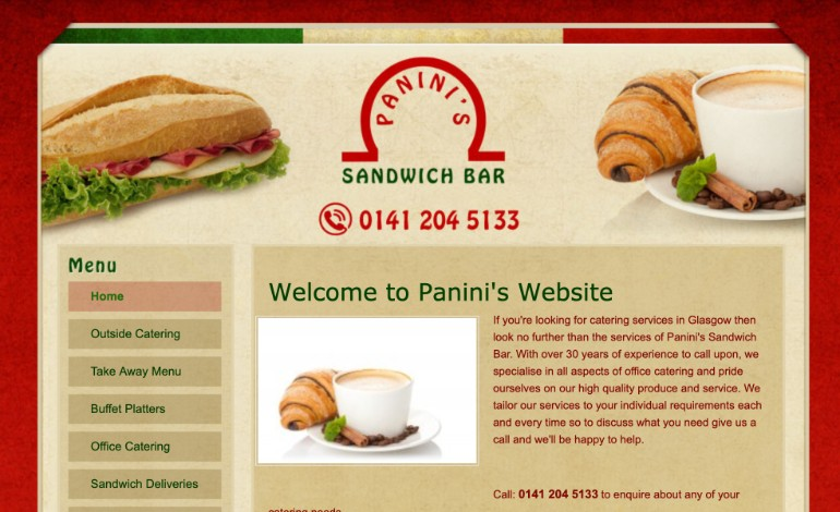 Paninis Sandwich Bar