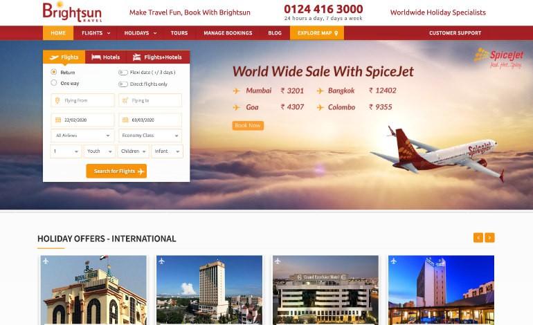 Brightsun Travel India