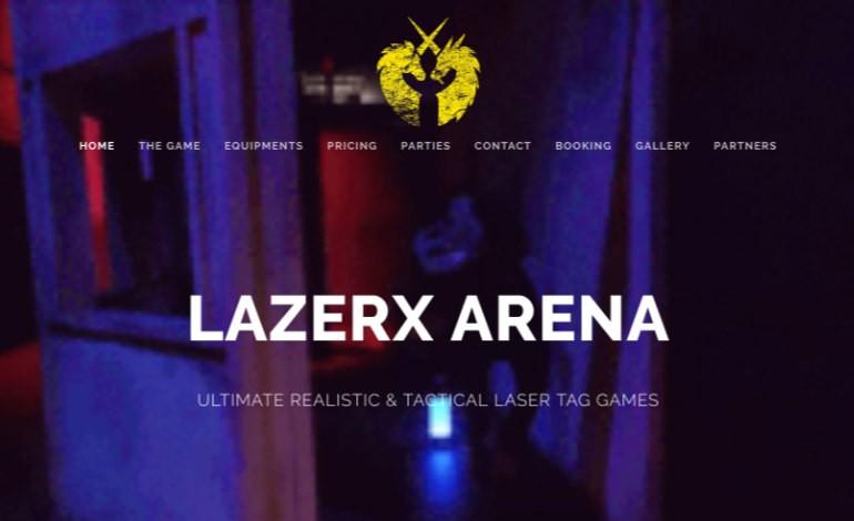 LazerX Arena