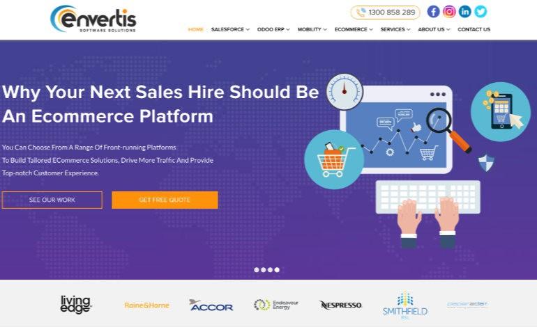 Envertis Software Solutions