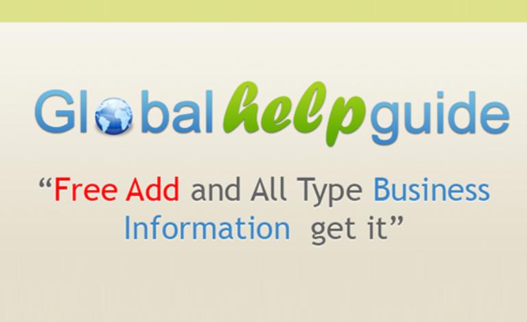 Global Help Guide