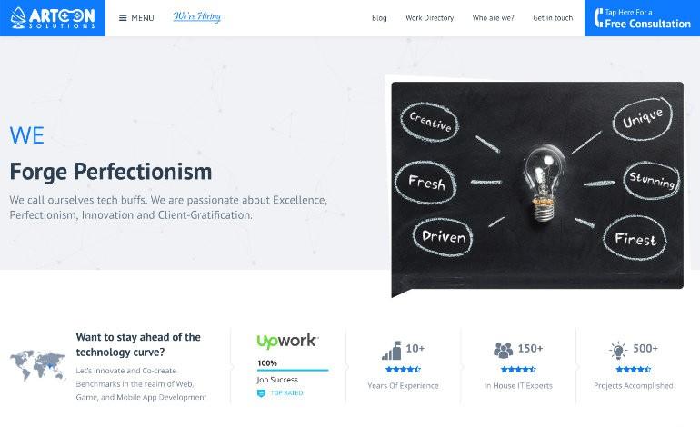 Artoon Solutions