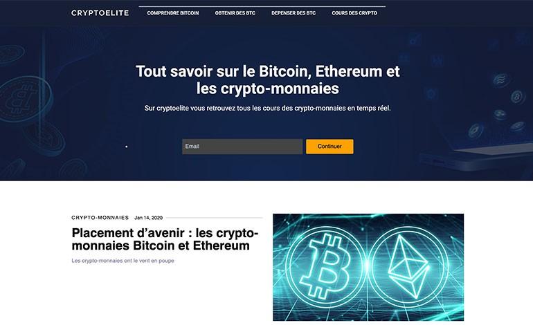 Crypto Elite