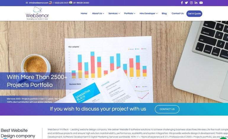 WebSenor Infotech