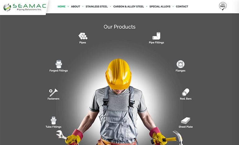 Seamac Piping Solutions Inc