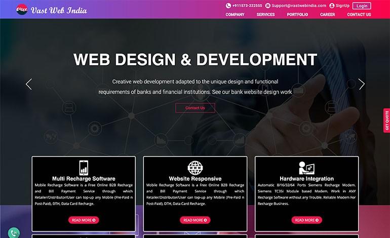 Vast Web India