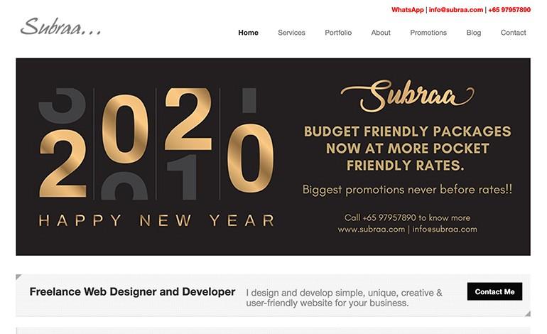 Subraa Designer