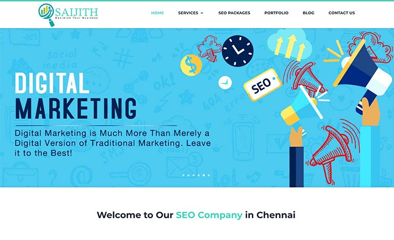 Saijith Digital Marketing