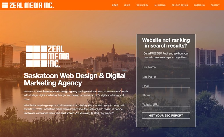 Zeal Media Web Design and Digital Marketing