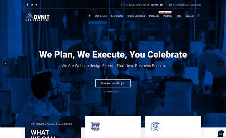 Advnit Web Solutions