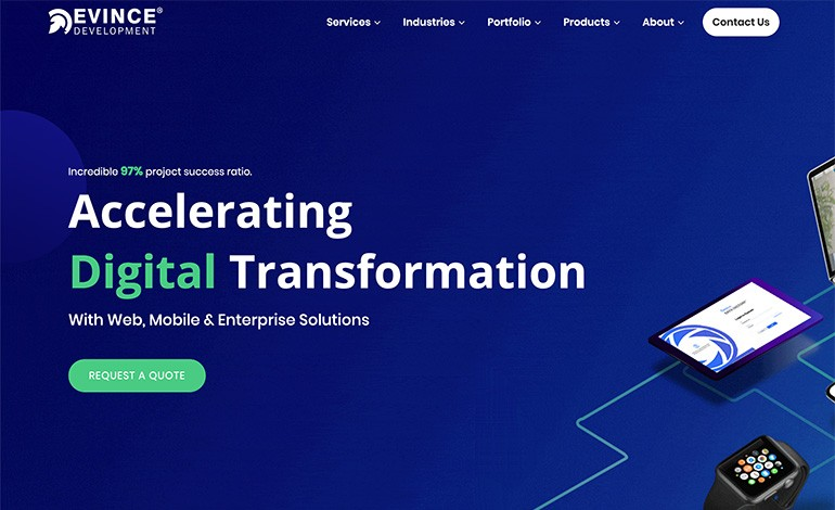 Evince Development Pvt Ltd