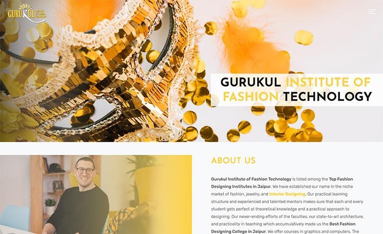Gurukul Institute of Fashion Technology